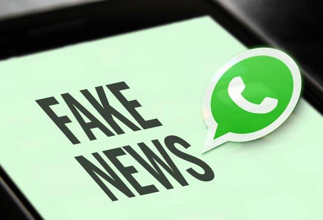New WhatsApp button aims to prevent spreading of fake news