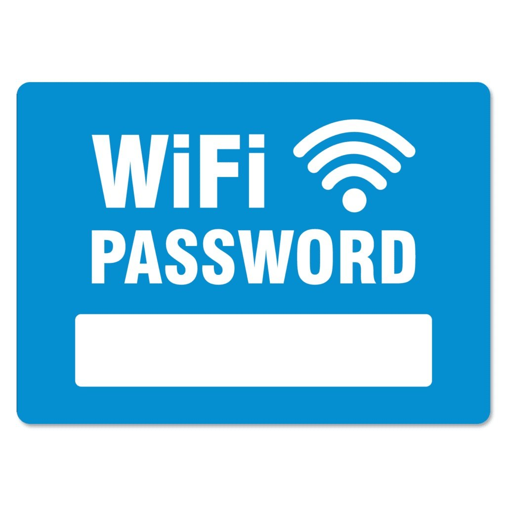 How to recover the password of your WiFi with Windows 10?