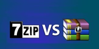 WinRAR vs 7Zip: Which software is better?
