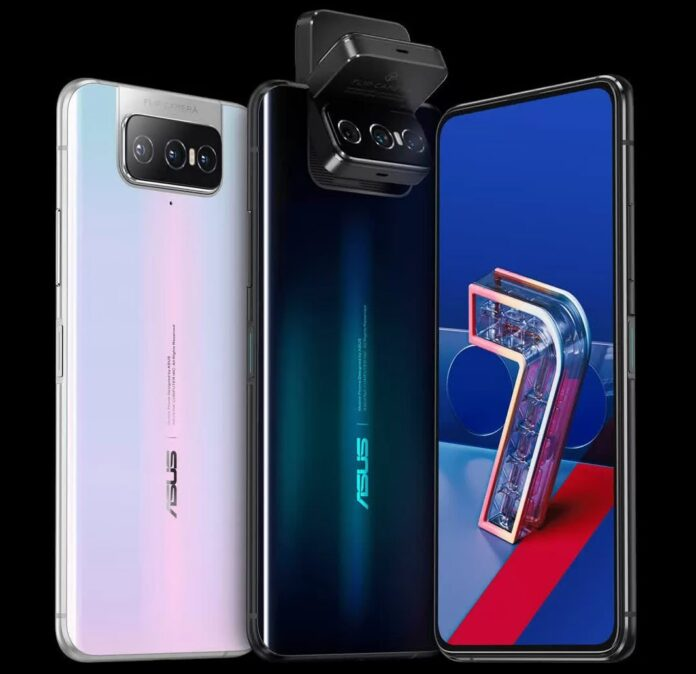 ASUS ZenFone 7 is the new series of smartphones that the Taiwanese manufacturer