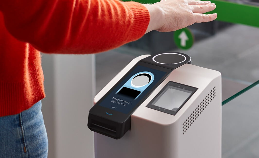 Amazon One is the new contactless authentication system