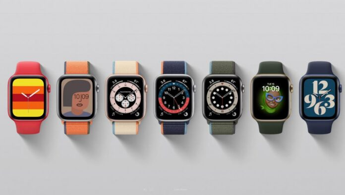 Apple launched Watch Series 6: price, specs and release date