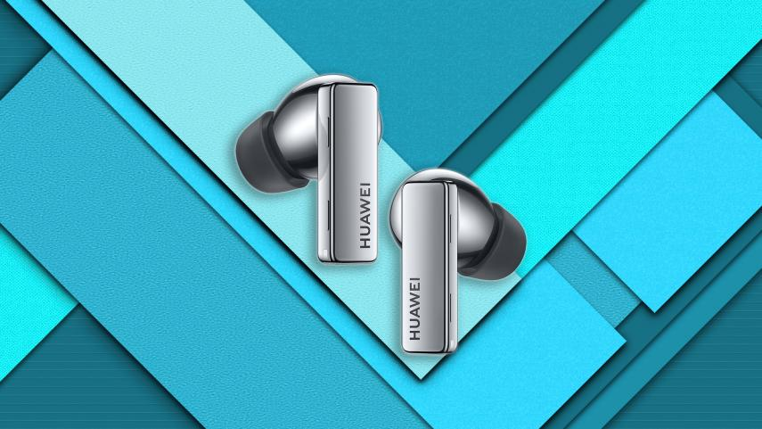 Huawei FreeBuds Pro: new wireless headphones with noise cancellation