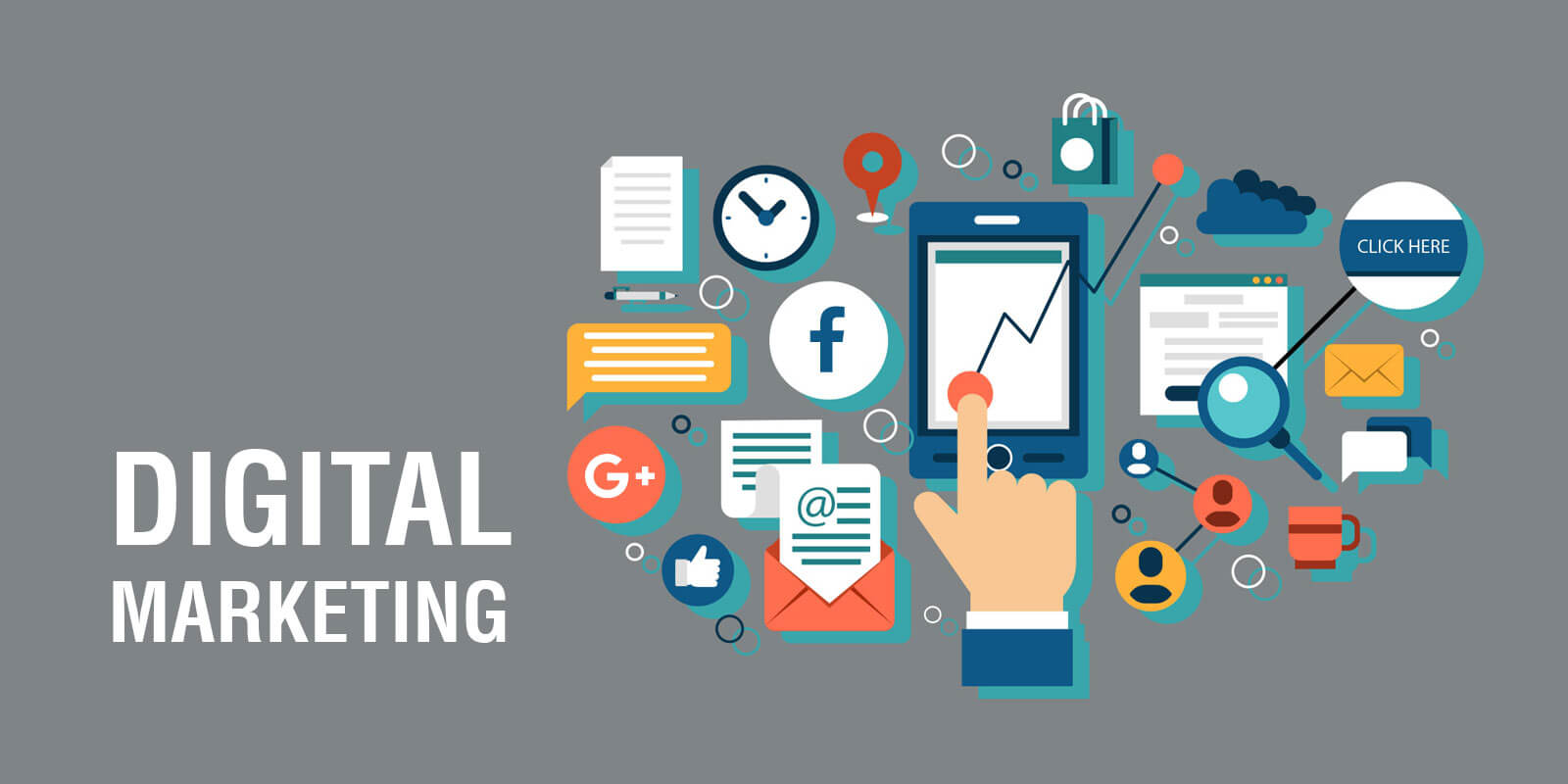What is digital marketing and what are the advantages?