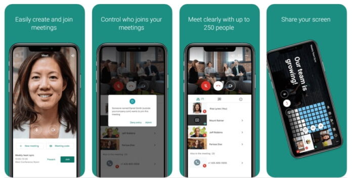 Google Meet will limit free meetings to 60 minutes