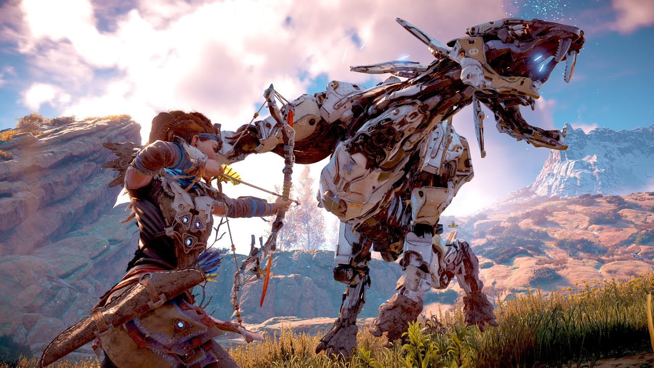 Horizon Zero Dawn Complete Edition PC review