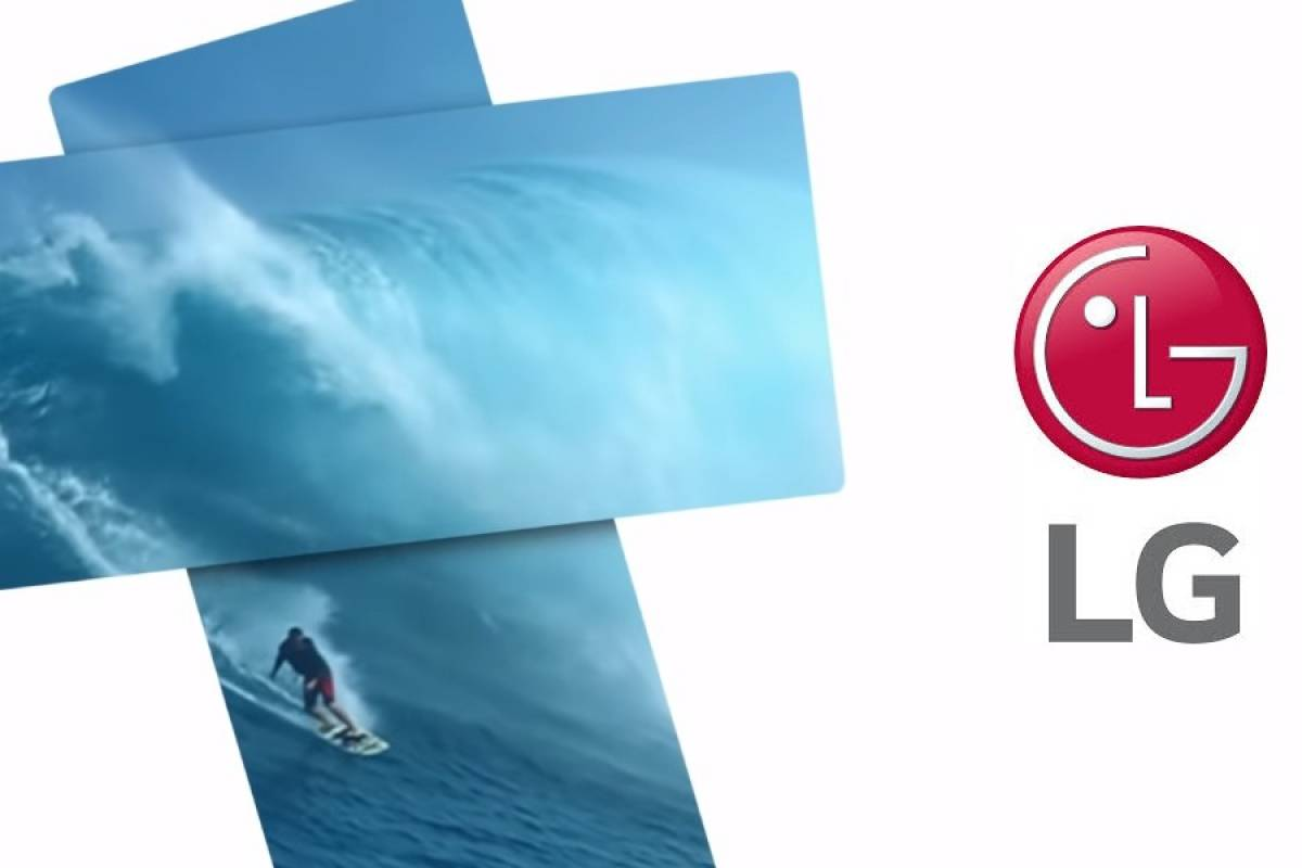 LG Wing: a new mobile phone with two rotating screens