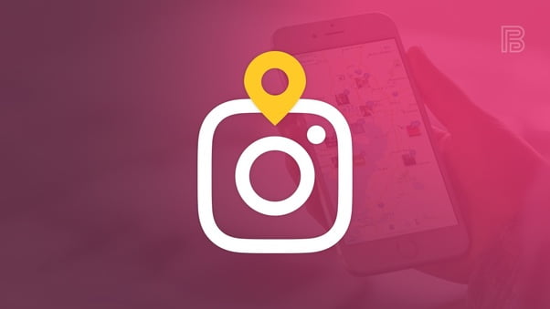 How to add a location on Instagram photos or stories?