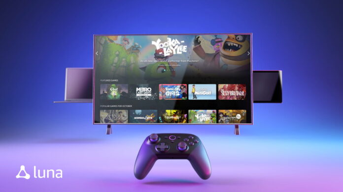 Amazon Luna: Amazon's cloud gaming service is now official