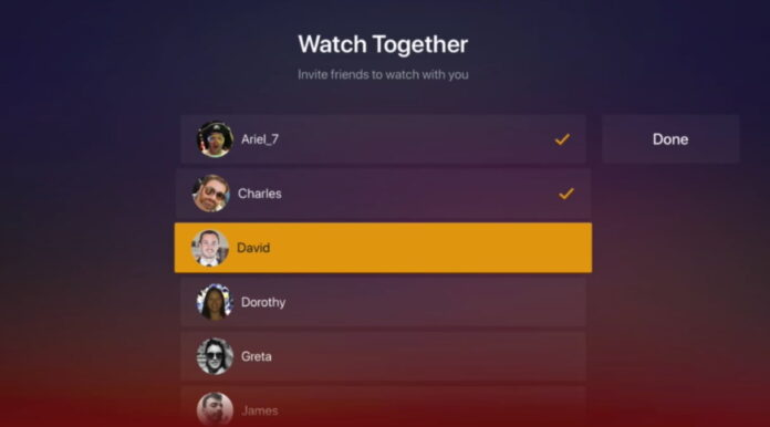 How to use Watch Together function in Plex?