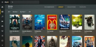 How to create a multimedia server with Plex?