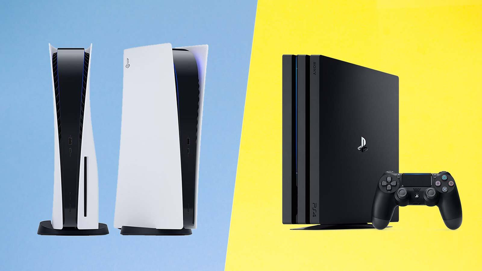 PS4 Pro vs. PS5: price and performance comparison