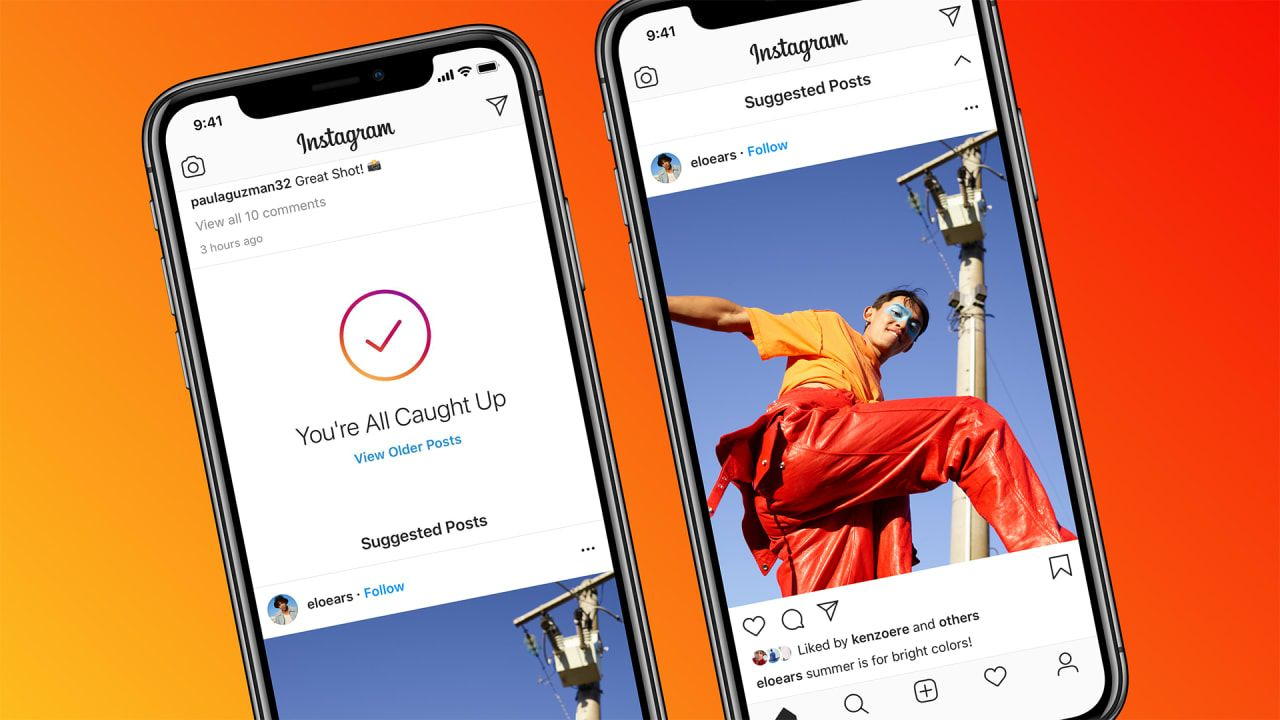 What are the Instagram suggested posts and how they work?