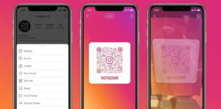 How to use QR codes on Instagram?