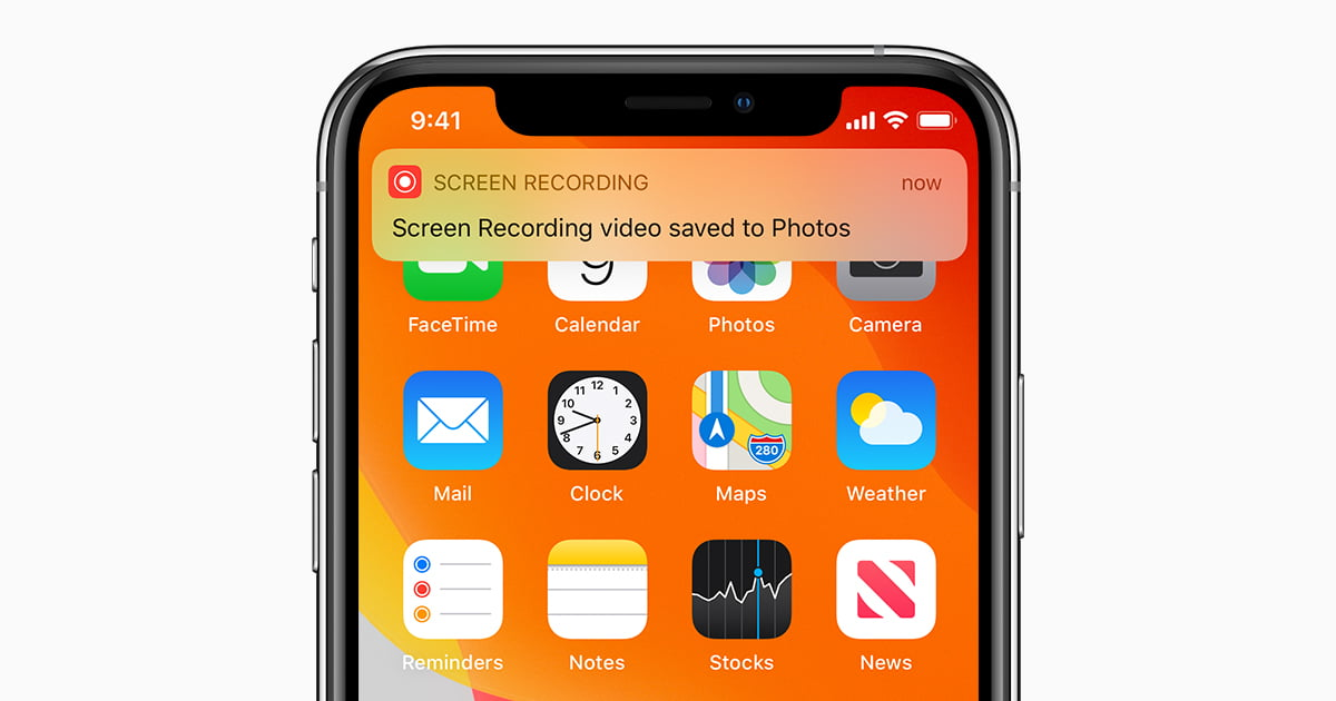 How to screen record on the iPhone? [iOS 14]
