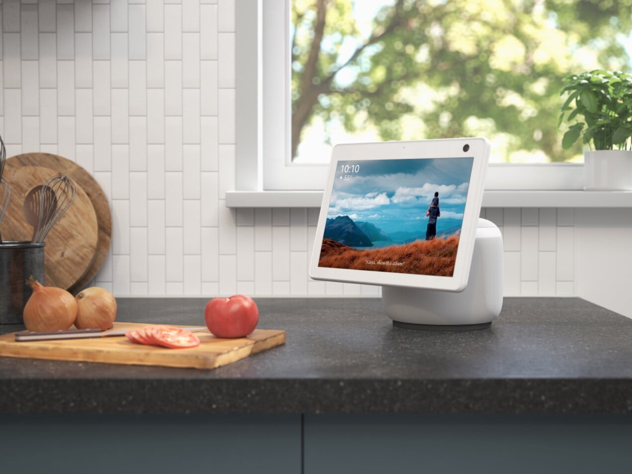 Amazon Echo Show 10: see here the specs and price