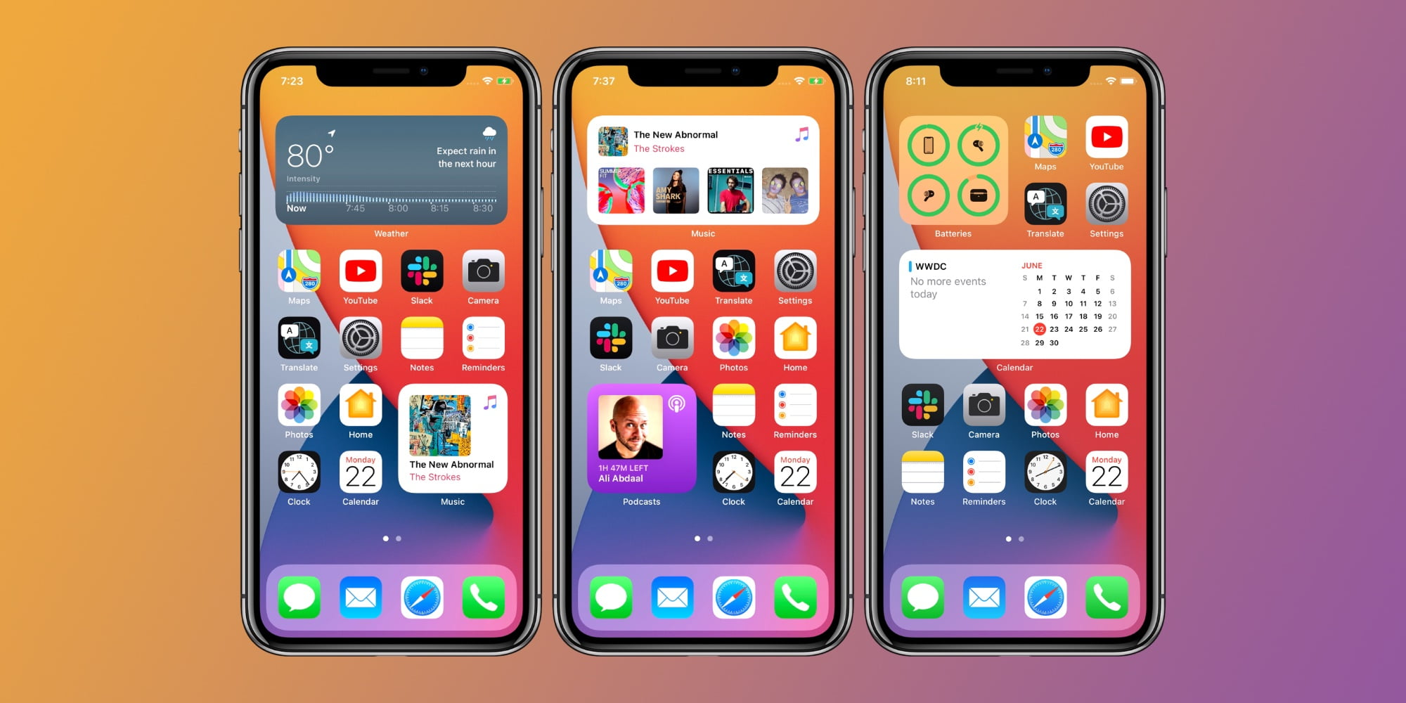 How to use the new iPhone home screen widgets on iOS 14?