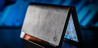 ThinkPad X1 Fold is introduced by Lenovo: a new foldable notebook