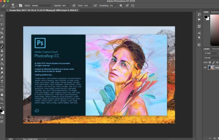 Adobe released Photoshop 2021: here are the new features | TechBriefly