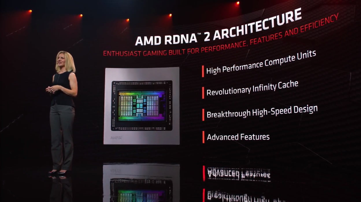 AMD launched Radeon RX 6900 XT, 6800 XT, RX 6800: specs, price, release date