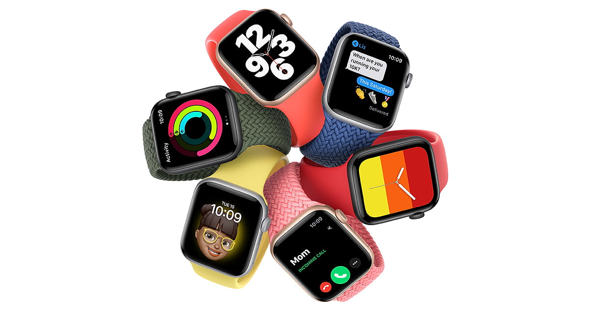 How to customize goals on Apple Watch?