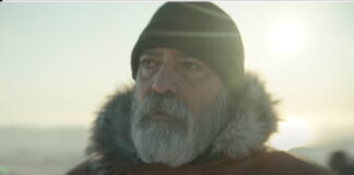Netflix released a trailer for The Midnight Sky: Starring George Clooney