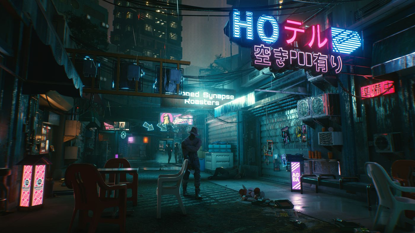 Cyberpunk 2077 will use AI support to synchronize lips in 10 different languages