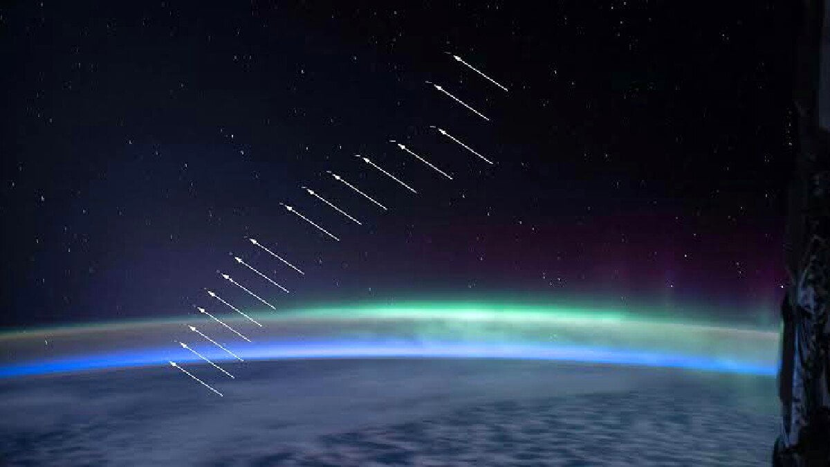 Starlink continues to add satellites for Space Internet project