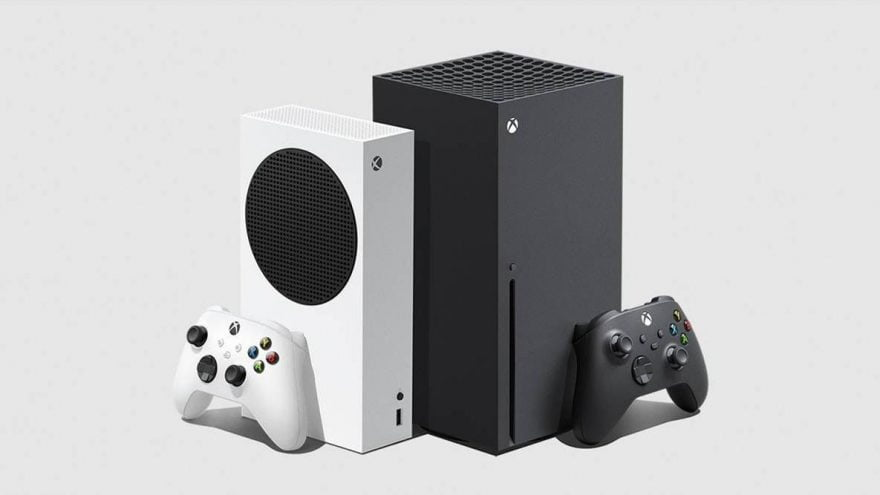 Which games will be optimized for Xbox Series X and Series S?