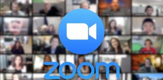 How to activate the dark mode in Zoom?
