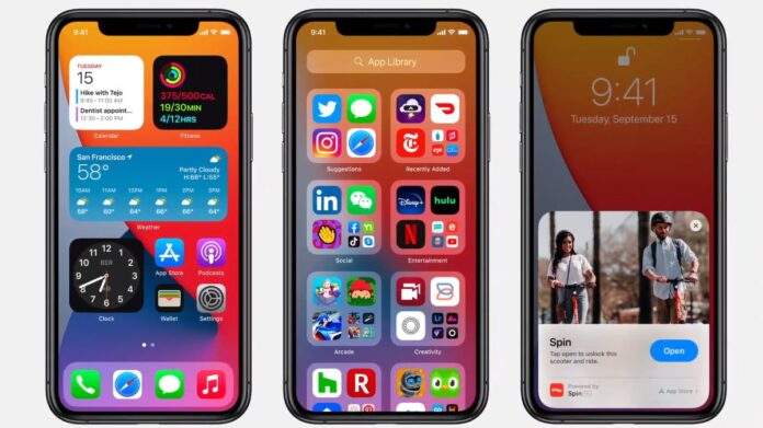 A list of iPhones that will not get iOS 15 update is published