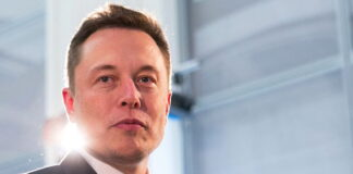 Elon Musk is now the second richest man in the world