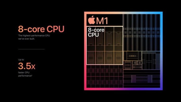 M1 CPU could help Apple save $2.5 billion this year