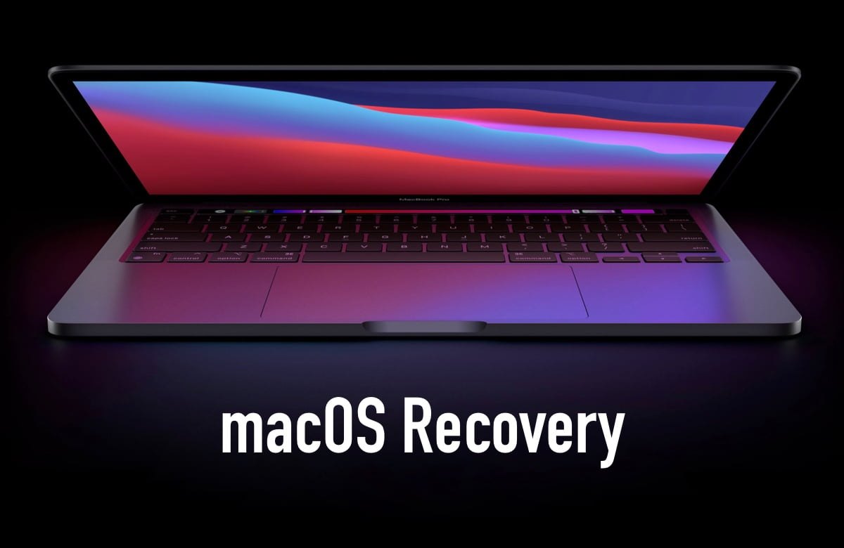 How to boot your M1 Mac into macOS recovery?