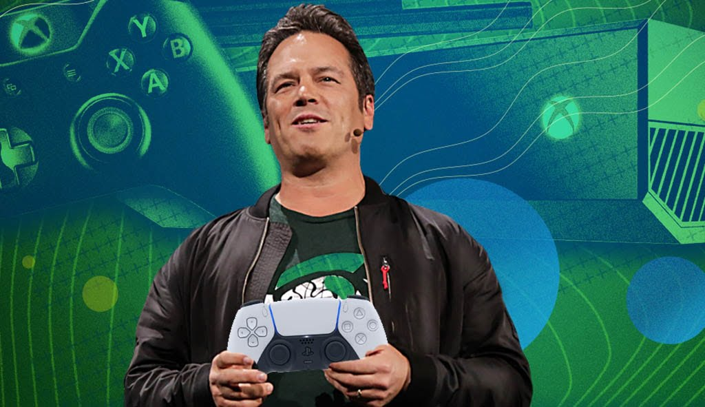 Phil Spencer praises PS5's DualSense I applaud what they did with the controller