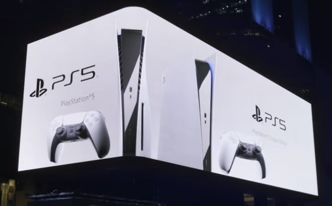 PlayStation 5 sold nearly 2.5 million units at launch