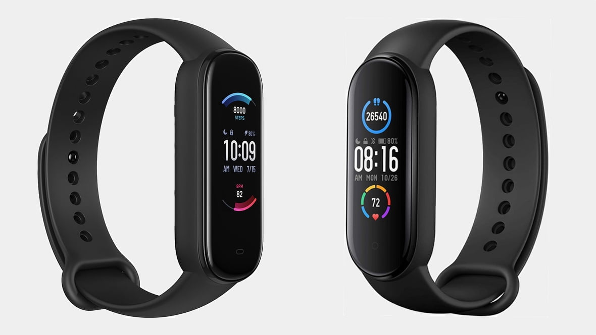 How to activate Alexa on the Amazfit Band 5?