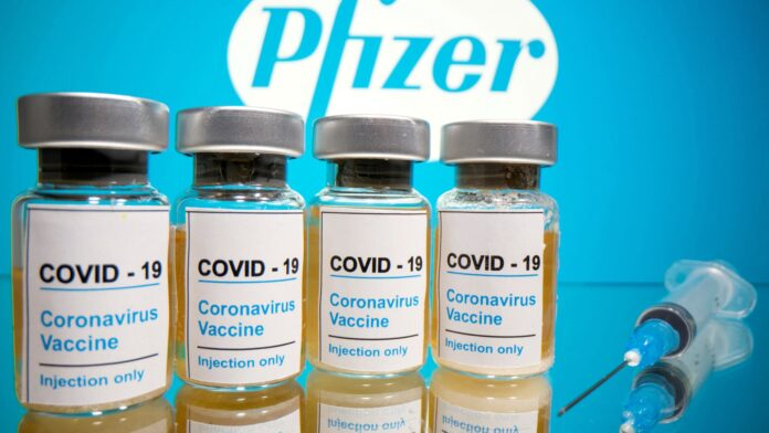COVID-19 vaccine deliveries could start before Christmas