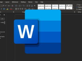 Dark mode for Microsoft Word will be here soon