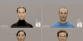 Samsung NEON: Human AI project for smartphones