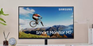Samsung is introduced its new Smart Monitor M5 and M7: specs, price and release date
