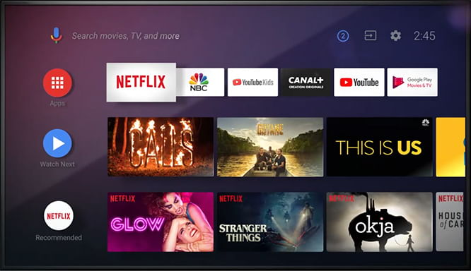 How to use Alexa on an Android TV?