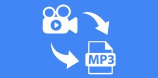 How to convert a video to MP3 in Windows 10?