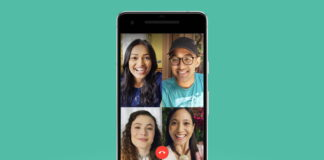 How to use a TV to view Whatsapp video calls
