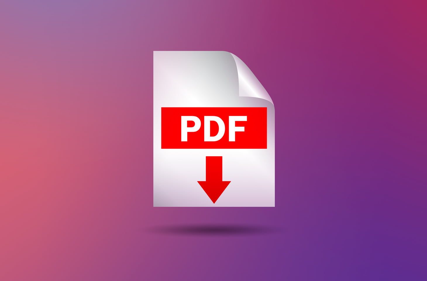 How to reduce the size of a PDF?