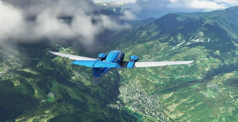 Microsoft Flight Simulator VR will be launched on December 22nd
