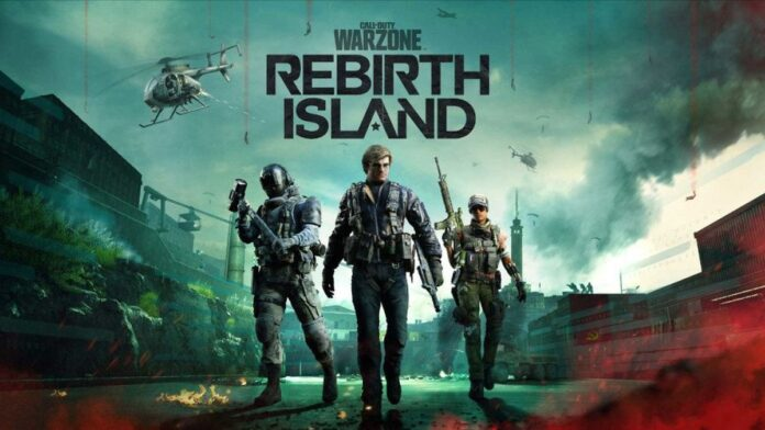 Call of Duty Warzone Renaissance Island details with its points of interest and changes in the Gulag