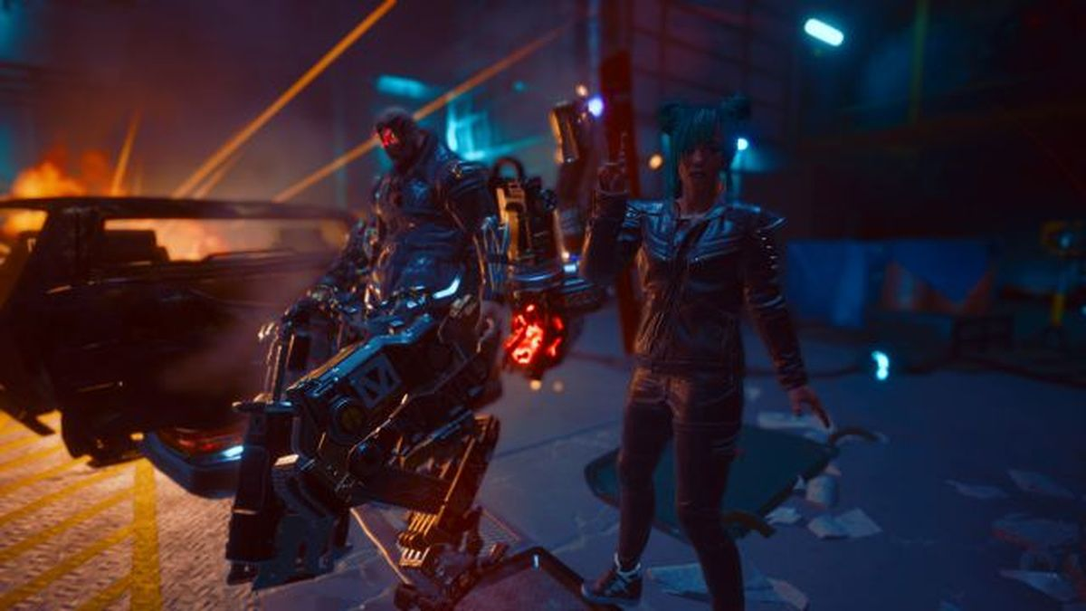 Cyberpunk 2077 How to complete The Pickup chapter