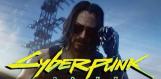 Cyberpunk 2077 Image of the game map