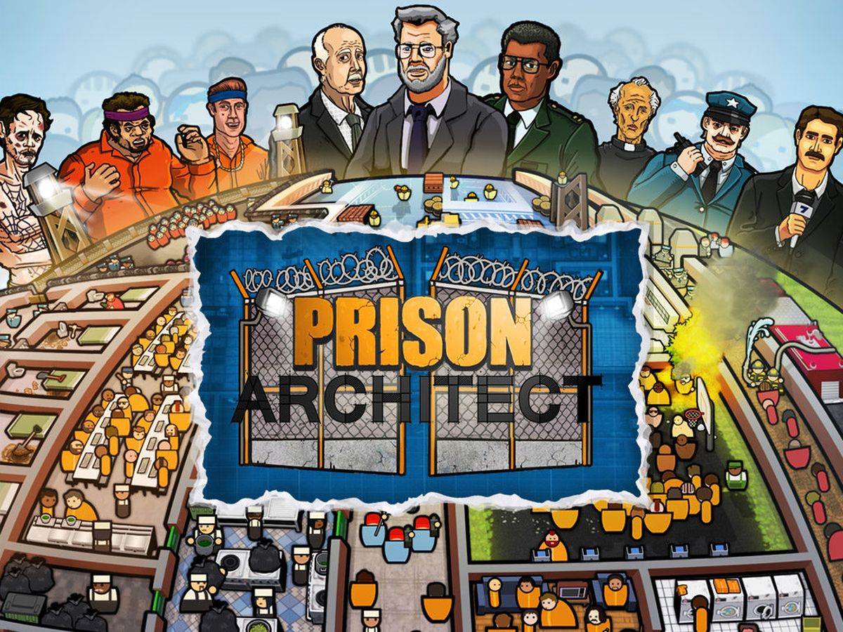 Download Prison Architect for free from GOG.com